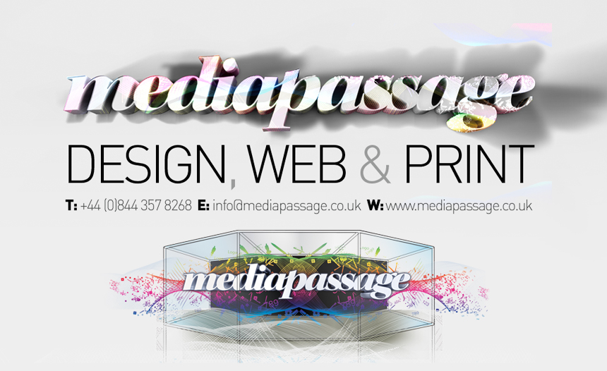Media passage leeds design communication specialists in for Graphic design agency
